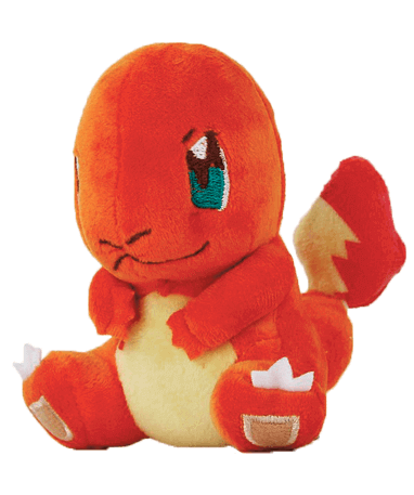 Image of Charmander bamse - Pokemon - 22cm