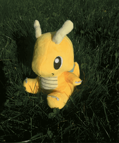 Dragonite bamse - Pokemon - 2019