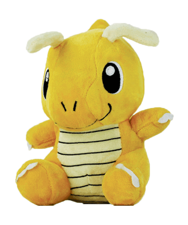 Dragonite bamse - Pokemon