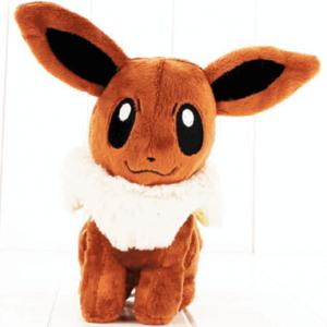 Eevee bamse - Pokemon - 22cm