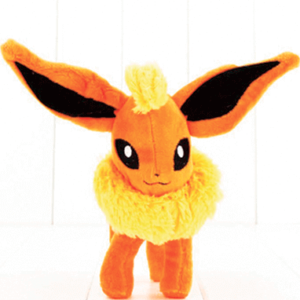 Flareon bamse - Pokemon - 22cm