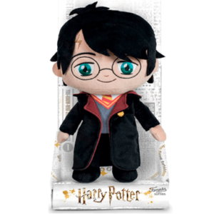 Harry Potter bamse 20cm - Briller