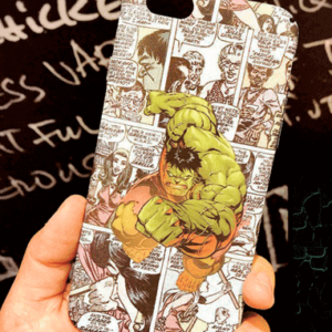Hulk iPhone Cover - Marvel