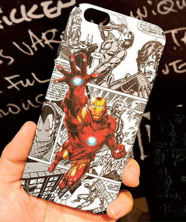 Iron Man iPhone Cover - Marvel