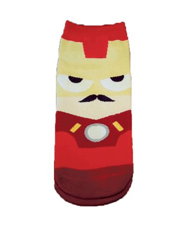 Iron Man ankelsokker - Marvel