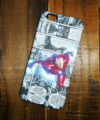 Iron Man mark 50 - Infinity war -Iphone Cover - Marvel