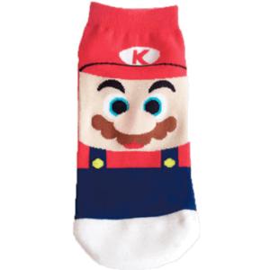 Mario - Ankelsokker - Super Mario