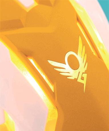 Mercy gamer mus - Overwatch - detaljer