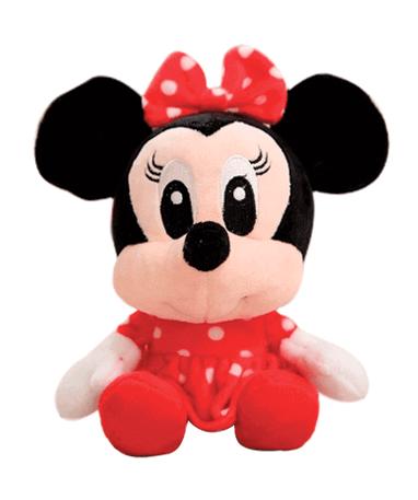 Minnie Mouse bamse - Disney - 20cm