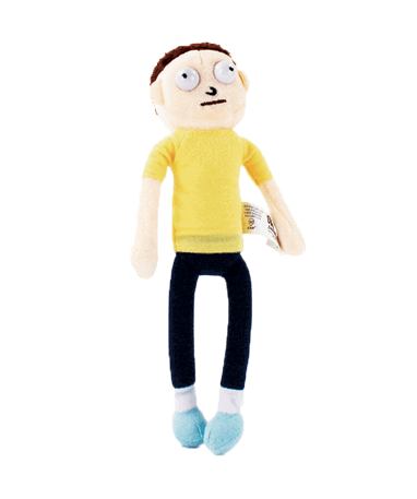 Morty bamse - Rick And Morty