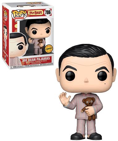 Mr. Bean Chase Funko Pop figur