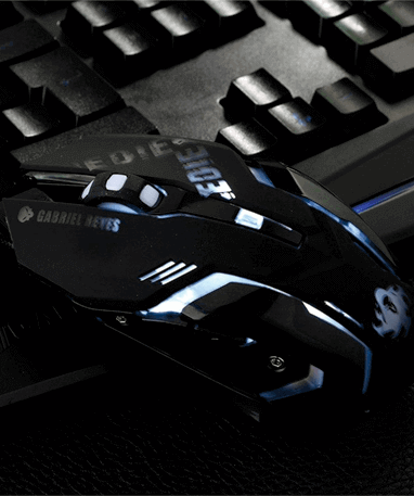 Reaper gamer mus - Overwatch - Fra siden