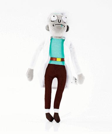 Rick bamse - Rick And Morty