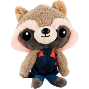 Rocket Racoon bamse - 20cm - Guardians of the galaxy