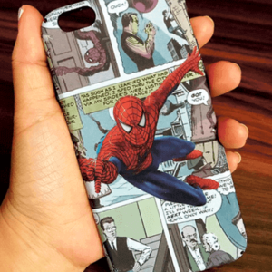 Spider-man iPhone Cover - Marvel
