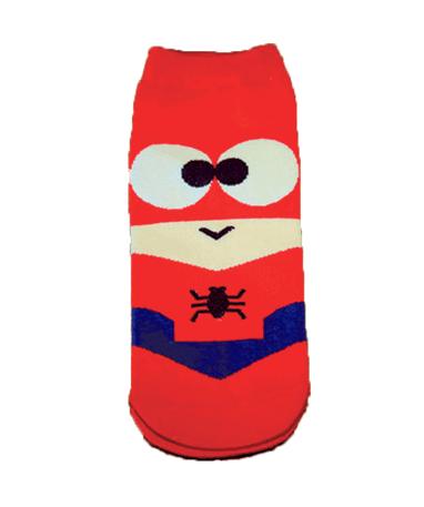 Spiderman ankelsokker - Marvel