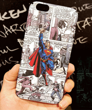 Superman iPhone cover - Marvel