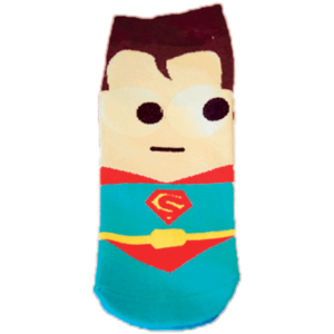 Superman ankelsokker - Dc Comics