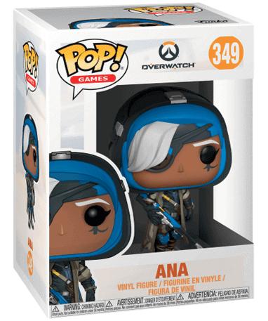 Anna funko pop figur – Overwatch - I kasse