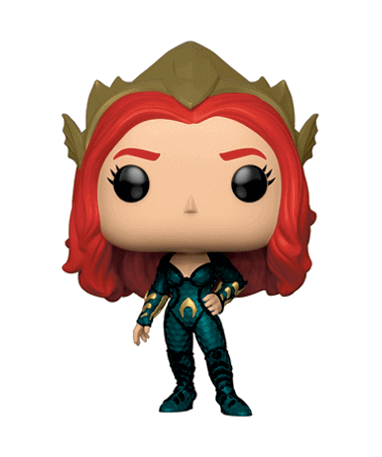 Image of Aquaman - Mera Funko pop figur