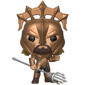 Arthur Curry as Gladiator Funko pop figur - Aquaman 2018