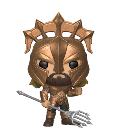 Image of   Arthur Curry as Gladiator Funko pop figur - Aquaman