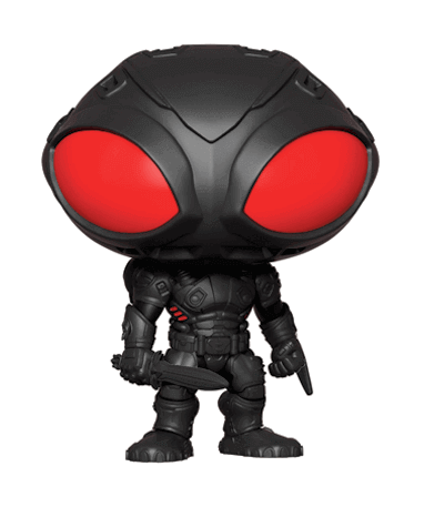 Image of Black Manta Funko Pop figur - Aquaman