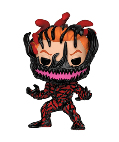 Carnage Cletus Funko pop figur – Marvel