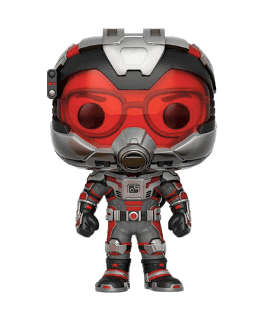 Hank Pym - Ant-man & The Wasp - Funko Pop
