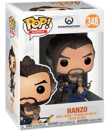 Hanzo Funko Pop Figur – Overwatch - I Kasse
