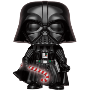 Holiday Darth Vader funko pop figur - Star Wars