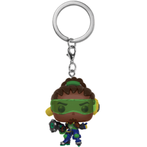 Lucio Nøglering Funko Pop Figur – Overwatch