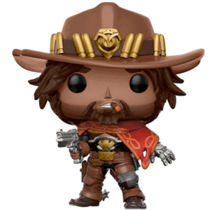 McCree Funko Pop Figur – Overwatch