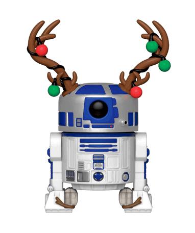R2-D2 med gevir - Star Wars 2018