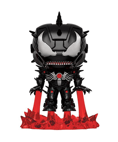 Venom – Iron Man funko pop figur – Marvel - i kasse