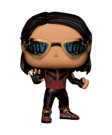 Vibe Funko Pop figur - The Flash tv
