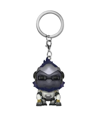 Winston Nøglering Funko Pop Figur – Overwatch