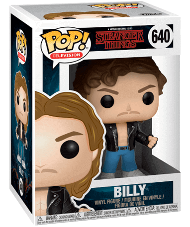 Billy Funko Pop Figur – Stranger Things - i kasse