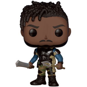 Erik Killmonger Funko Pop Figur - Black Panther (1)