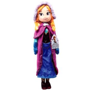 Frozen Anna bamse - 50 cm