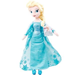 Frozen Elsa bamse - 50 cm
