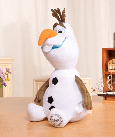 Frozen Olaf Bamse - 50 cm - højre
