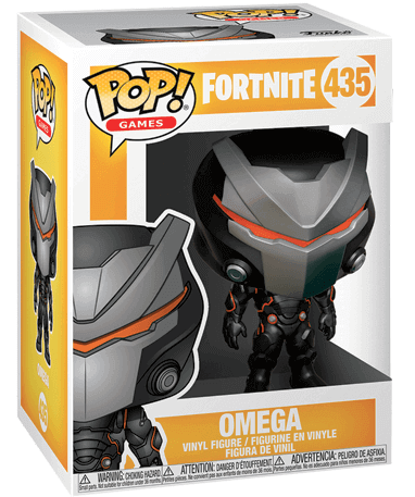 Omega Funko Pop Figur - Fortnite - i kasse