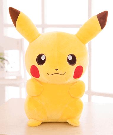 Pikachu bamse - 20cm 45cm - Pokemon bamse