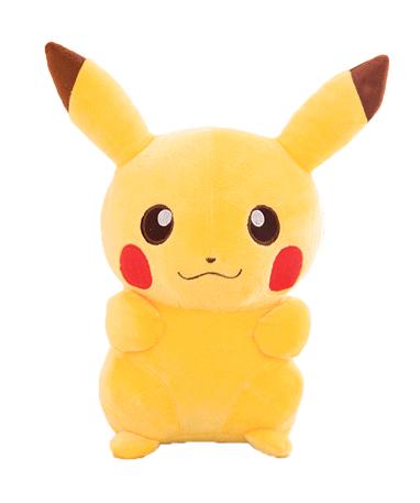 Pikachu bamse - 20cm 45cm - Pokemon