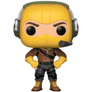 Raptor Funko Pop Figur - Fortnite