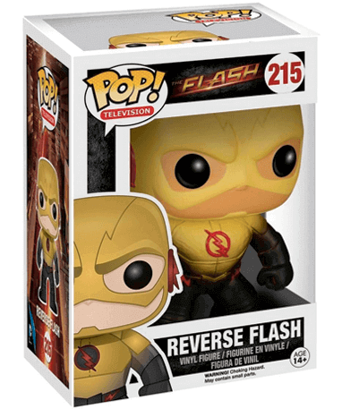 Reverse Flash Funko Pop figur – The Flash TV - i kasse
