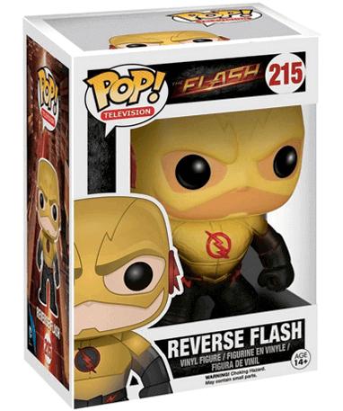 Reverse Flash Funko Pop figur – The Flash TV - i kasse