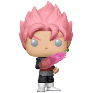Son Goku Funko Pop figur - Super Sayain Rosé Goku Black (Exclusive)