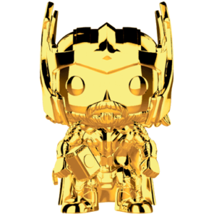 Thor Chrome Funko Pop Figur